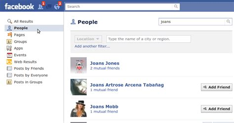Search Fb Find Your Friends On Html Autos Weblog