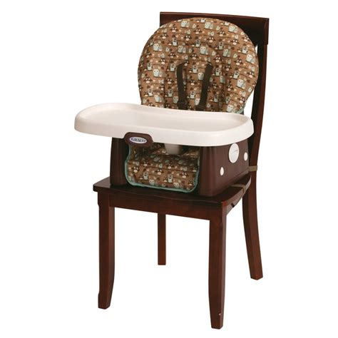 graco easy chair reclining high chair com graco simpleswitch highchair and booster