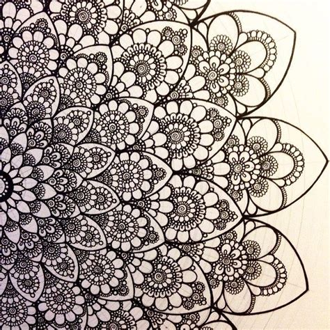 mandala pattern sketch 3202 best shapes colors zentangle mandala art images on