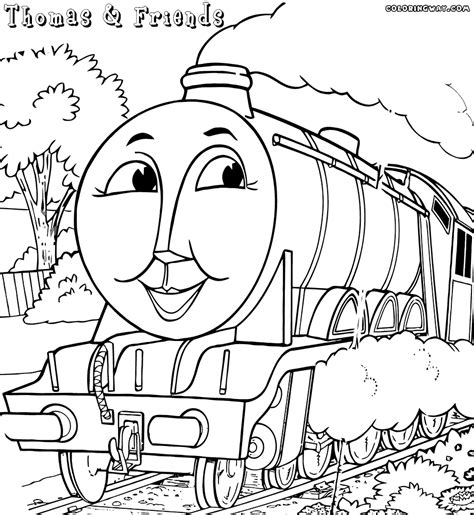 thomas coloring pages free printable thomas and friends coloring pages coloring pages to