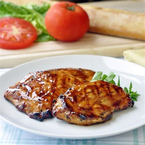 Healthy Balsamic Glazed Chicken And Bell Pepper Sandwiches by 391 Best And Easy Workday Meals From Rock Recipes