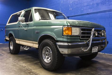 ford 4x4 for sale used 1990 ford bronco 4x4 suv for sale 27063a