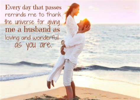 take care messages for husband every day that passes reminds me to thank the universe for