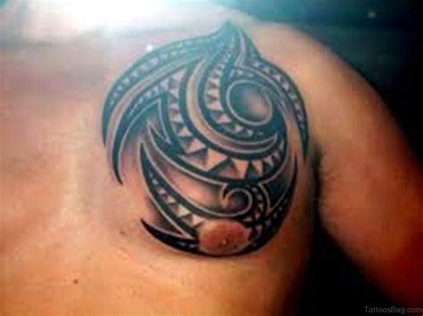 tattoos tribal chest 55 tribal tattoos for chest