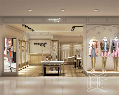 store interior design gr153 fashion clothing store interior design guangzhou