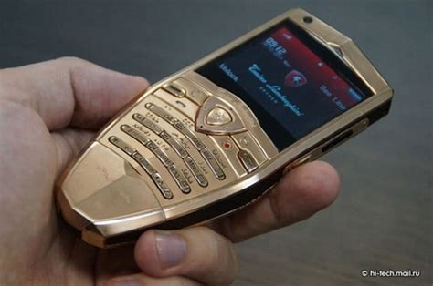 Lamborghini Cell Phone Price Gold Plated Lamborghini Cell Phones And Tablet For Russia