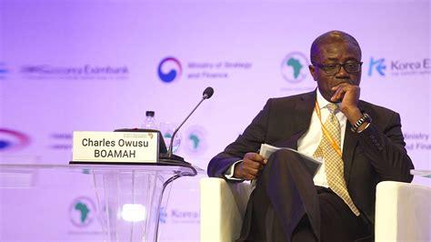 Banca Africana Di Sviluppo by Boamah Nominato Alla Banca Africana Di Sviluppo