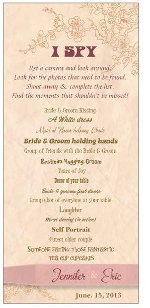 Poem   Hayley's Wedding Tips 101