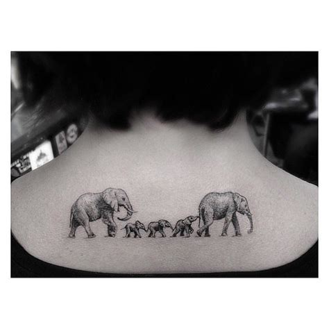 14 tattoo ideas for parents wanting to honor their kids family quot portrait quot 14 tattoo ideas for parents wanting to