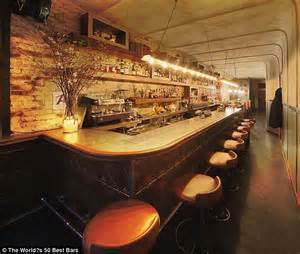 top bars in nyc 2014 the world s 50 best bars revealed daily mail online