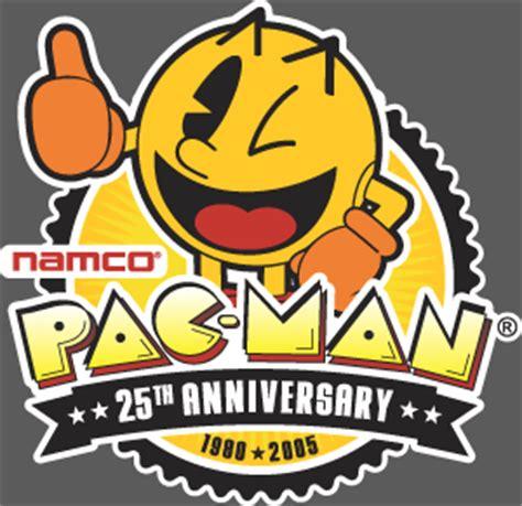 pacman anniversary logosociety pac anniversary logo