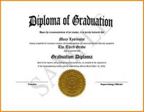 Diploma Template Word by Doc 550425 Diploma Word Template Graduate Degrees