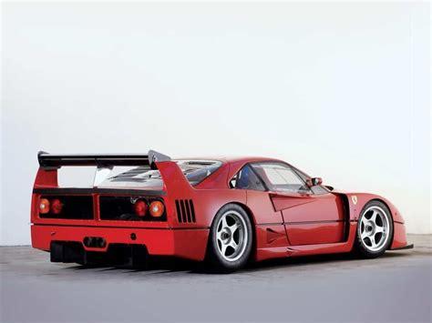 Lm 11 White Sport fiche technique f40 l auto sportive auto forever