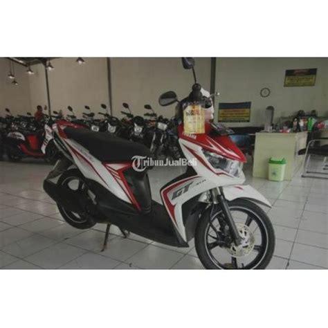 Dijual Motor Yamaha Mio Soul Gt yamaha mio soul gt 115cc bekas tahun 2013 warna putih