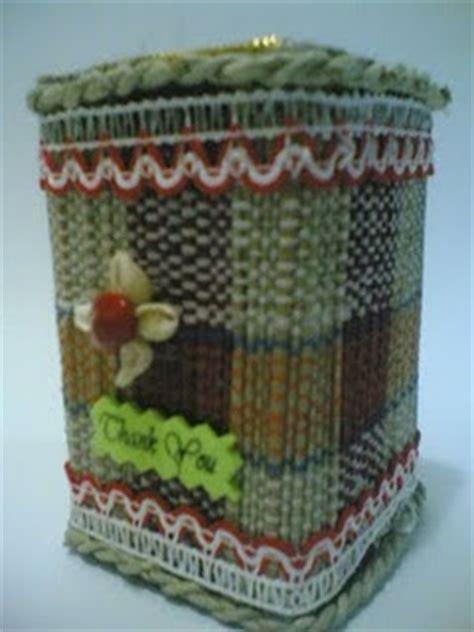 membuat tempat pensil dari kaleng bekas bli blogen buat kreasi kotak pensil dari tikar bli blogen