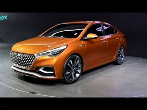 2018 hyundai accent review and specification youtube