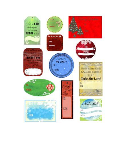 free gift tag printable christian womens blog