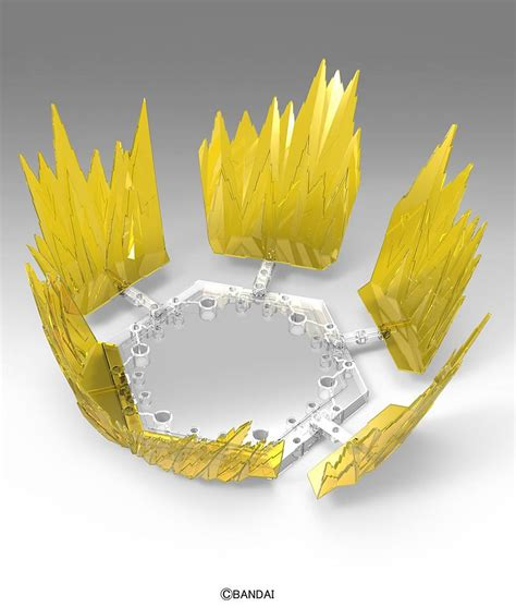 Figurise Aura Effect Yellow model kit aura effect yellow