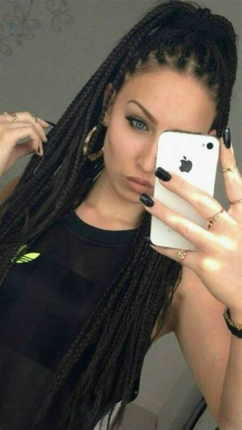 box braids on mexican women newhairstylesformen2014 com braided hairstyles for 14 year old girls