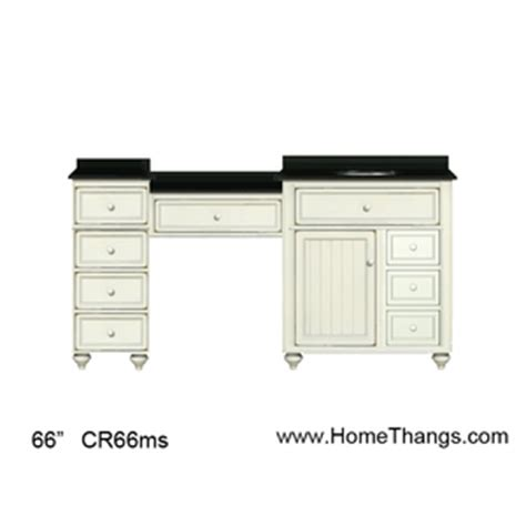 Bathroom Vanities With Dressing Table Homethangs Has Introduced A Guide To Alternative Bathroom Dressing Tables