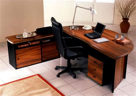 Build Office Desk Building Modern Office Desks