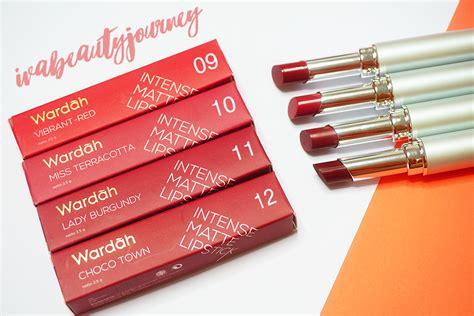 Harga Wardah Matte Lipstick Swatches wardah matte lipstick 07 daftar harga terkini