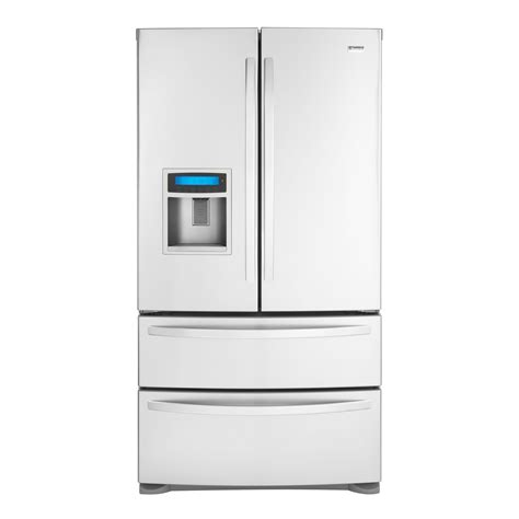 Kenmore Door Bottom Freezer by Kenmore Elite 7878 24 7 Cu Ft Door Bottom