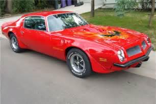 Pontiac Firebird 1974 1974 Pontiac Firebird Trans Am 198890