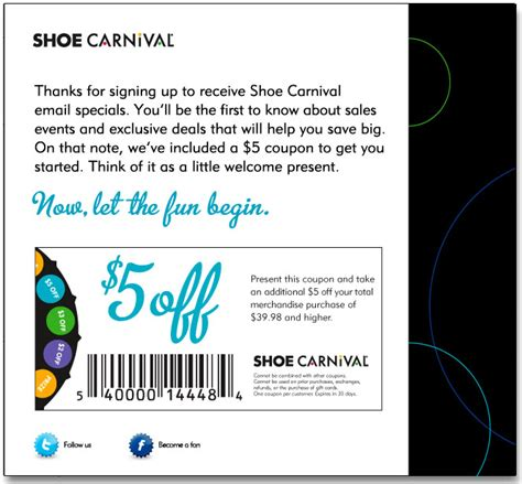 printable coupons shoes carnival