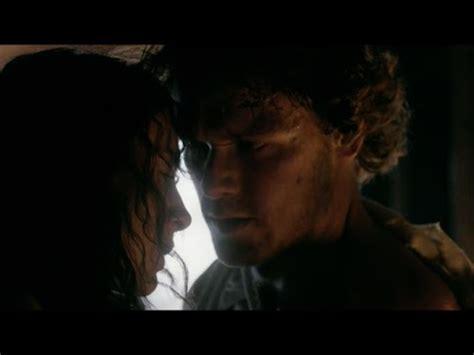 outlander // jamie & claire // 1x01 1x02 youtube