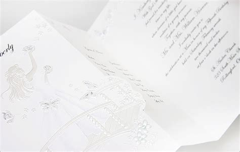 how to print your own traditional quinceanera invitations