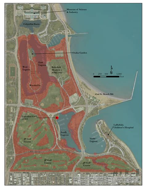 jackson park chicago map chicago district gt missions gt civil works projects