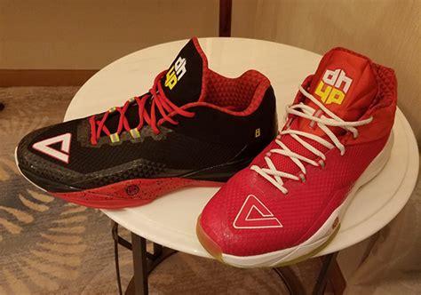 dwight howard peak dh signature shoe sneakernewscom