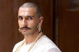Ranveer singh bald head hd wallpaper from movie bajirao mastani