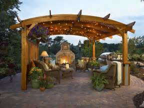 Pergola On A Budget by Adding Value To Your Home Outdoor Rooms Official