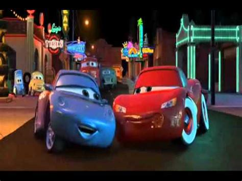 Cars Lightning Mcqueen And Sally Carrera Quot When You Re