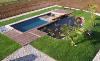 Backyard Bassin Construction De Piscines Naturelles Charlet Piscines
