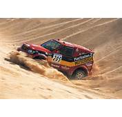Mitsubishi Pajero 3G  All Racing Cars