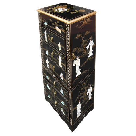 jewellery armoire uk chinese black jewellery armoire