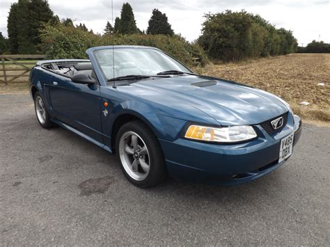 1999 mustang gt convertible 1999 ford mustang 4 6 gt convertible bridge classic cars