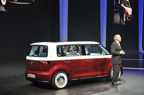 volkswagen geneva volkswagen bulli concept geneva 2011 picture 50286