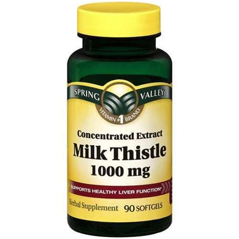 Took Liver Detox Pill And Back Started To Itch by Milk Thistle Cleanses The Liver Theory Is That Cleansing