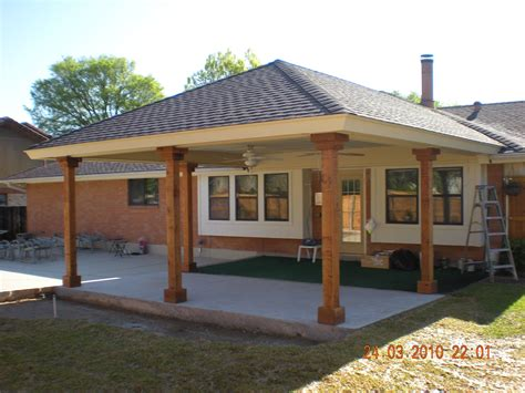 covered porch covered patio addition of our wood aluminum and