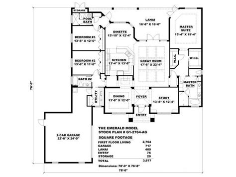 concrete block house plans designs house design ideas