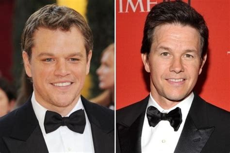 matt walberg nasbank wahlberg mistaken for matt damon by fan