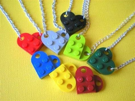 how to make lego jewelry awesome lego jewelry 171 legopeople wonderhowto