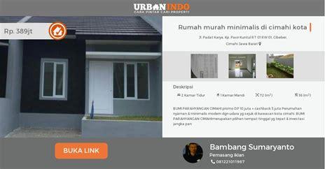 Sofa Murah Di Cimahi rumah murah minimalis di cimahi kota