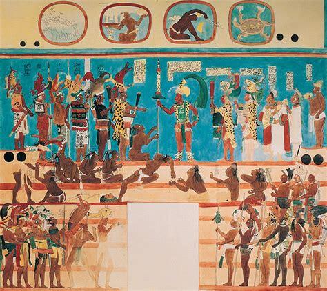 imagenes de murales mayas guatemala descubren primeros murales mayas