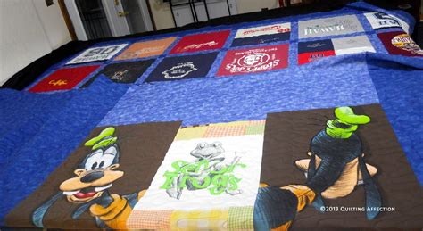 quilting affection designs t shirt quilt 1 layout day quilting affection designs t shirt quilt 2 finished