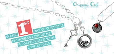 origami owl alternative 12 best 12 days of images on living